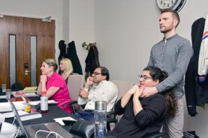 Money, Orgasm & Relationship', our workshop held in Mar, London (13)