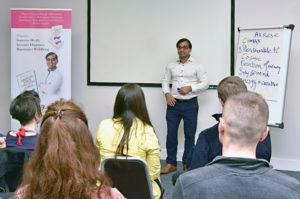 Money, Orgasm & Relationship', our workshop held in Mar, London (16)