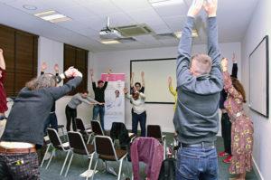 Money, Orgasm & Relationship', our workshop held in Mar, London (17)