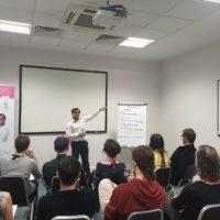 Money, Orgasm & Relationship', our workshop held in Mar, London (2)