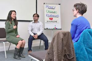 Money, Orgasm & Relationship', our workshop held in Mar, London (3)