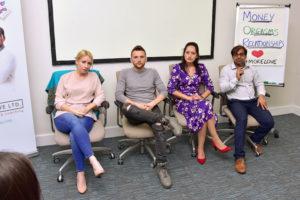 Money, Orgasm & Relationship', our workshop held in Mar, London (6)